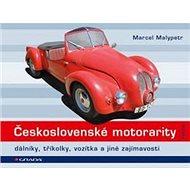 Československé motorarity: dálníky tříkolky, vozítka a jiné zajímavosti