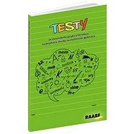 Testy: zo slovenského jazyka a literatúry na prijímacie skúšky na osemročné gymnázia - Kniha