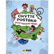 Chyťte pošťáka: Velký poštovní příběh - Kniha