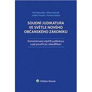 Soudní judikatura ve světle nového občanského zákoníku: Komentovaný rejstřík judikatury a její použi