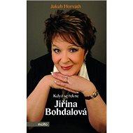 Když se řekne Jiřina Bohdalová - Kniha