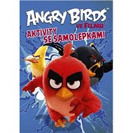 Angry Birds ve filmu: Aktivity se samolepkami - Kniha