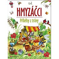 Hmyzáčci: Příběhy z trávy - Kniha