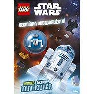 LEGO Star Wars Vesmírná dobrodružství: Komiks, aktivity, minifigurka - Kniha