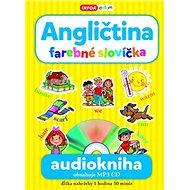 Angličtina Farebné slovíčka: dĺžka nahávky 1 hodina 30 minút - Kniha