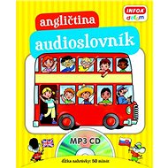 Angličtina audioslovník: dĺžka nahrávky: 50 minút - Kniha