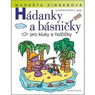 Hádanky a básničky pro kluky a holčičky - Kniha