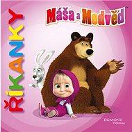 Máša a medvěd Říkanky - Kniha