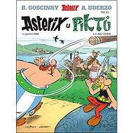 Asterix 35: Asterix u Piktů - Kniha