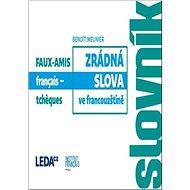 Zrádná slova ve francouzštině - Kniha