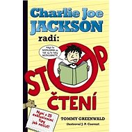 Stop čtení: Charlie Joe Jackson radí - Kniha