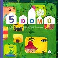5 domů - Kniha