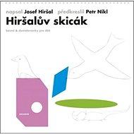 Hiršalův skicák - Kniha
