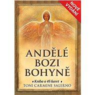 Andělé Bozi Bohyně: kniha a 45 karet - Kniha