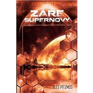 Záře supernovy - Kniha