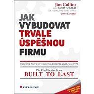Jak vybudovat trvale úspěšnou firmu: Úspěšné návyky vizionářských společností - Kniha
