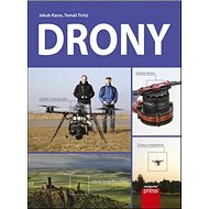 Drony - Kniha