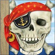 Poklad Kulhavého Jacka Piráti - Kniha