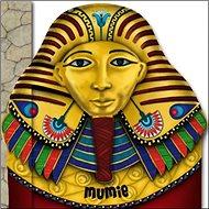 Tajemství mumie - Kniha