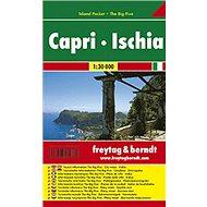 Automapa Capri - Ischie 1:30 000: kapesní - Kniha