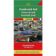 Automapa Francie jih 1:500 000 - Kniha