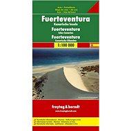 Automapa Fuerteventura 1:100 000 - Kniha