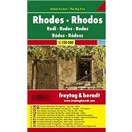 Automapa Rhodos 1:120 000: kapesní lamino - Kniha