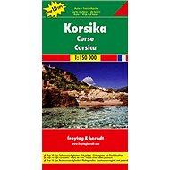 Automapa Korsika 1:150 000 - Kniha