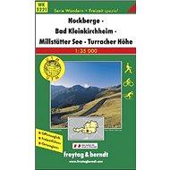 5221 Nockberge Bad Kleinkirchheim 1:35 000: Turistická mapa - Kniha