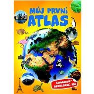 Můj první atlas - Kniha