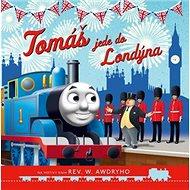 Tomáš jede do Londýna - Kniha