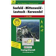 5322 Seefeld-Mittenwald 1:35 000 - Kniha