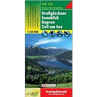 120 Grossglockner, Kaprun, Zell am See: 1:50 000