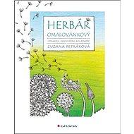 Herbář omalovánkový - Kniha