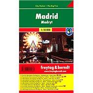Plán města Madrid 1:10 000: Kapesní lamino - Kniha