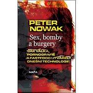 Sex, bomby a burgery: Jak válka, pornografie a fastfood utvářely dnešní technologii - Kniha