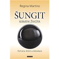 Šungit Kámen života: Ochrana, léčení a detoxikace - Kniha