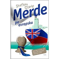 Merde po evropsku - Kniha