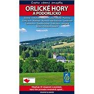 Orlické hory a Podorlicko + vstupenky: Česko všemi smysly - Kniha