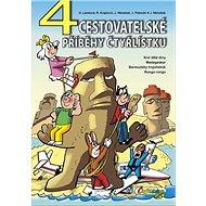 4 Cestovatelské příběhy Čtyřlístku - Kniha
