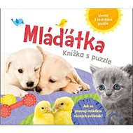Mláďátka Knížka s puzzle - Kniha