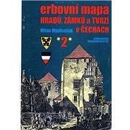 Erbovní mapa hradů, zámků a tvrzí v Čechách 2 - Kniha