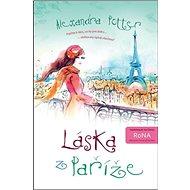Láska z Paříže - Kniha