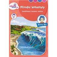 Benny Blu Přírodní katastrofy: Zemětřesení, tsunami, vichřice - Kniha