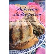 Babiččino sladké pečení - Kniha