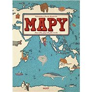 Mapy - Kniha