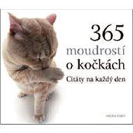 365 moudrostí o kočkách: Citáty na každý den - Kniha