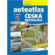Autoatlas Česká republika 1:240 000 - Kniha