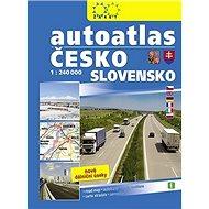 Autoatlas Česko Slovensko 1:240 000 - Kniha