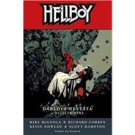 Hellboy Ďáblova nevěsta a další příběhy - Kniha